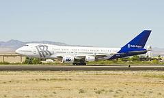 Rolls-Royce Boeing 747 N787RR