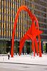Calder Flamingo