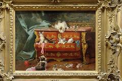 """""""Chats dans une commode"""" (Jules Le Roy - 1900)"""
