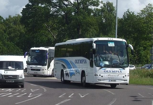 DSCF7579 Olympia Travel D16 EUN (FJ10 DNN) at Barton Mills - 9 Jun 2017