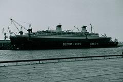 Kreuzfahrtschiff SS 'Norway' (ex 'France') 1980