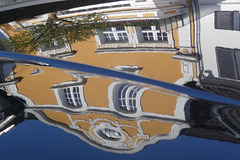 Villa Gelb-Weiß