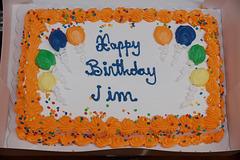 Happy Birthday, Jim