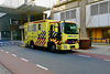 Intensive-care ambulance