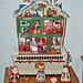 Santa's House Music Box