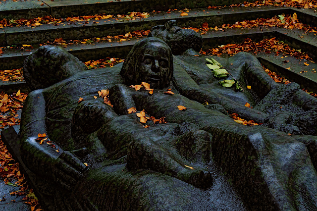 Volkstrauertag - National Day of Mourning