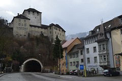 Feldkirch, The Tunnel under Schattenburg