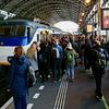 Busy train