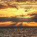 Dramaturgie der Sonne am Morgen.  ©UdoSm