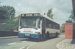 Burtons Coaches J807 KHD - 29 Jun 2007 (572-21)