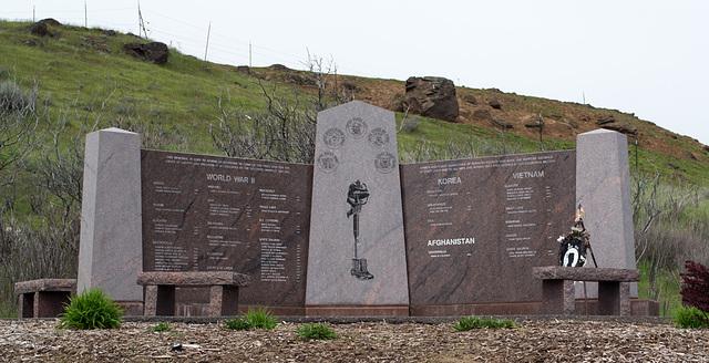 Maryhill WA Stonehenge memorial (#0439)