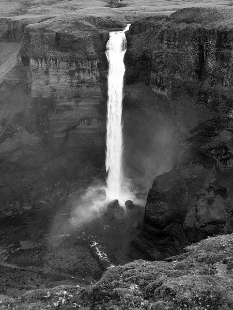 Waterval III - Waterfall III