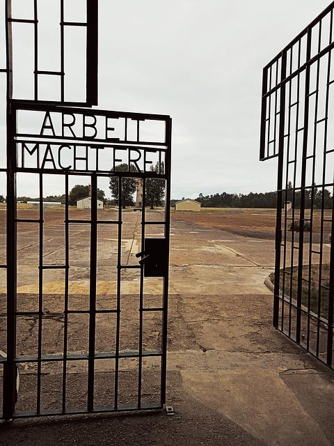 Gedenkstätte Sachsenhausen- Oranienburg