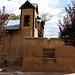 A New Mexico adobe church