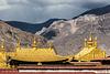 Lhasa - Blick über Yokhang Tempel