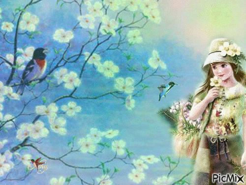élève tes mots, pas ta voix... c'est la pluie qui fait pousser les fleurs, pas le tonnerre