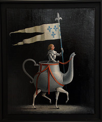Cafetière Jeanne d'Arc - Jérôme Bailly