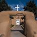 A New Mexico adobe church4