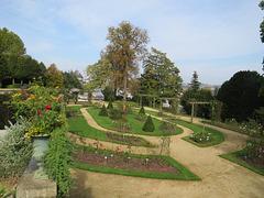 Jardin de la Perrine.