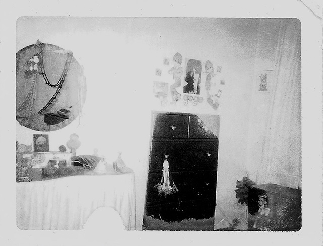 My Bedroom, Early 1969, #4
