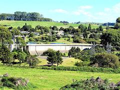 Whakamaru Dam.