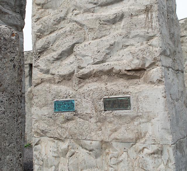 Maryhill WA Stonehenge memorial (#0433)