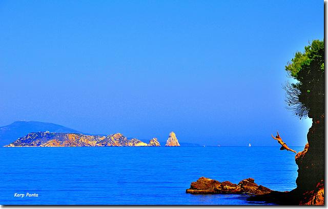 """Sa Riera - Illes Medes"" - Costa Brava - Girona"