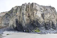 Druidston Haven: Cliff Section 4