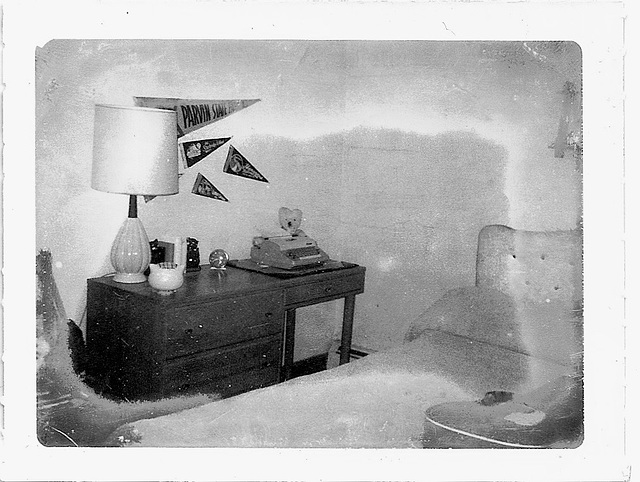 My Bedroom, Early 1969, #1