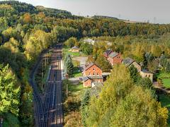 Bahnhof Hetzdorf/Flöhatal