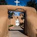 A New Mexico adobe church9