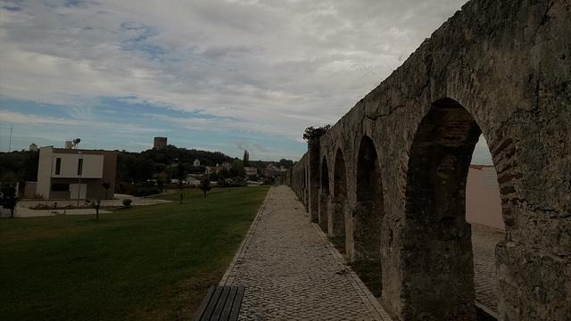 Unusual Obidos view