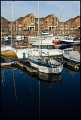 Unexpected Liverpool; marina, V