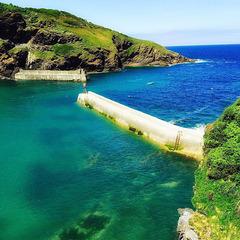 Beautiful Cornwall - I think this is Port Isaac