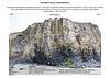 Druidston Haven: Cliff Section 4 interpretation