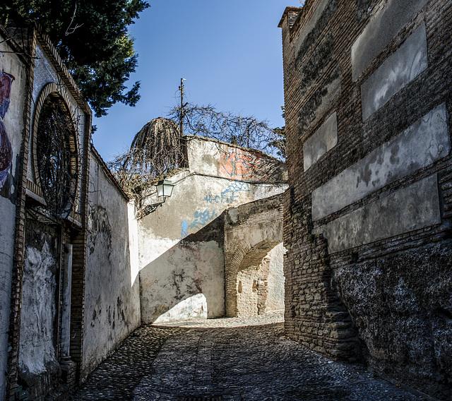 Una vieja calle con historia