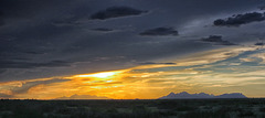 The Santa Rita & Mustang Mountains