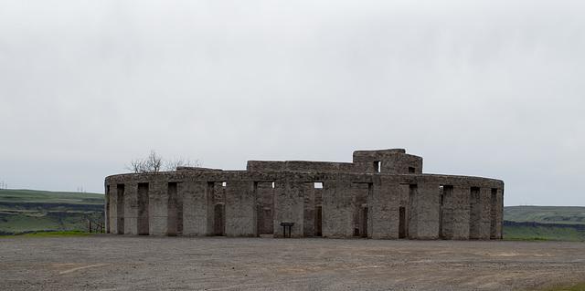 Maryhill WA Stonehenge memorial (#0429)