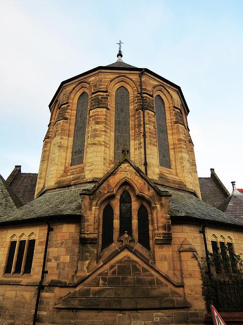 st werburgh r.c. church, chester