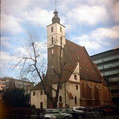 Preĝejo  -  Kościół