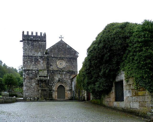 Cete - Mosteiro de São Pedro