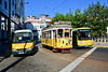 Lisbon 2018 – Bus and tram of Carris
