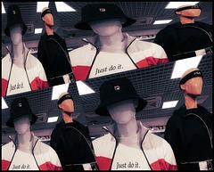 17SH A mannequin
