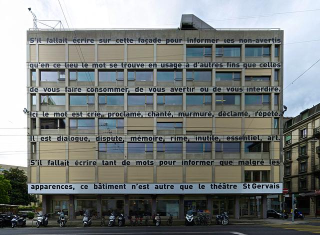 Théâtre St. Gervais