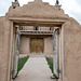 A New Mexico adobe church16