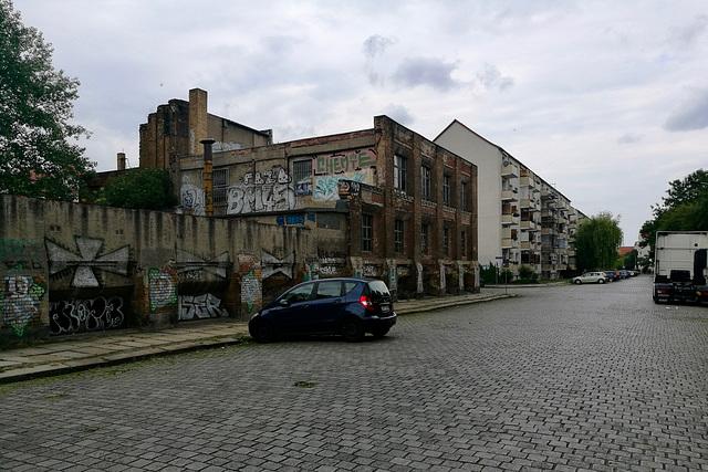 Leipzig 2019 – Crusiusstraße