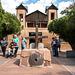 A New Mexico adobe church19