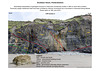Druidston Haven: Cliff Section 2 interpretation