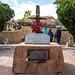A New Mexico adobe church20