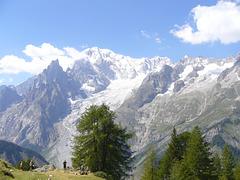 **Les Alpes **